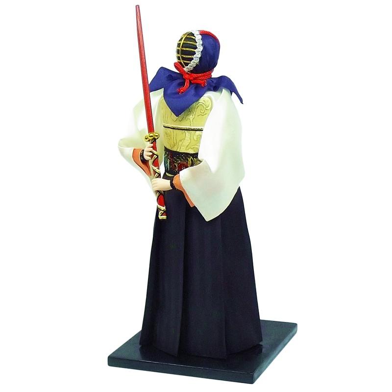 Boneco Kendo