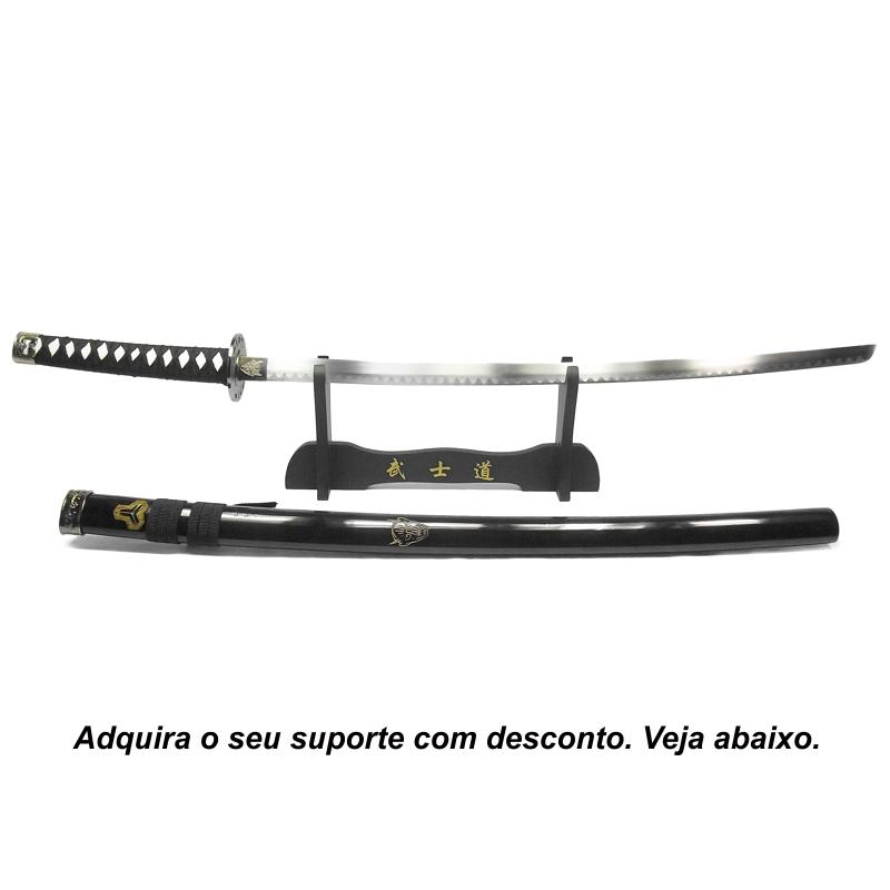 Espada Daito Kill Bill + Lubrificante + Capa