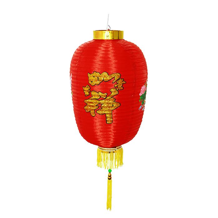 Luminária Chinesa Garça 25 cm