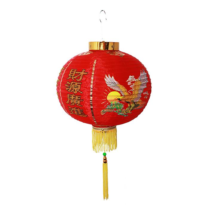 Luminária Chinesa Águia 30 cm