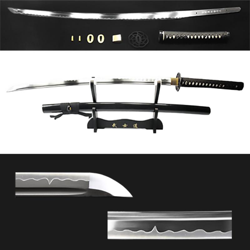 Espada Kaitou Shinken Last Samurai 1075 + kit de acessórios
