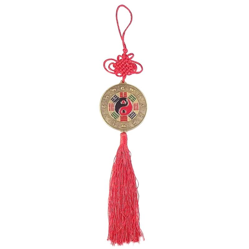 Amuleto Baguá Horóscopo Chinês 6 x 30 cm