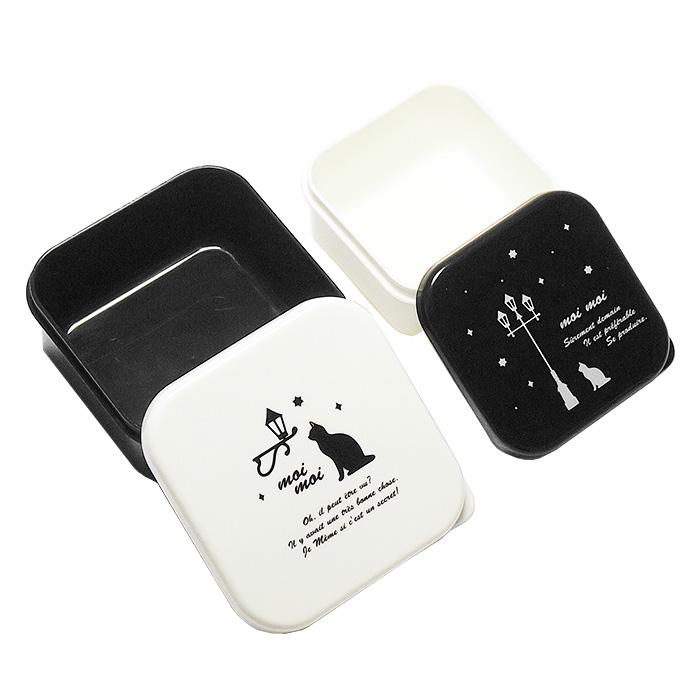 Bento Box Gatinho Moi Moi 140 e 245 ml