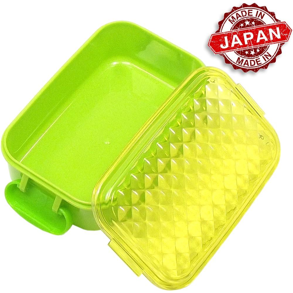 Bento Box c/ Trava Jewellunch Verde 380 ml