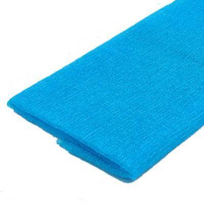 Kit 2 Toalhas de Banho Massageadoras Esfoliantes - Verde e Azul