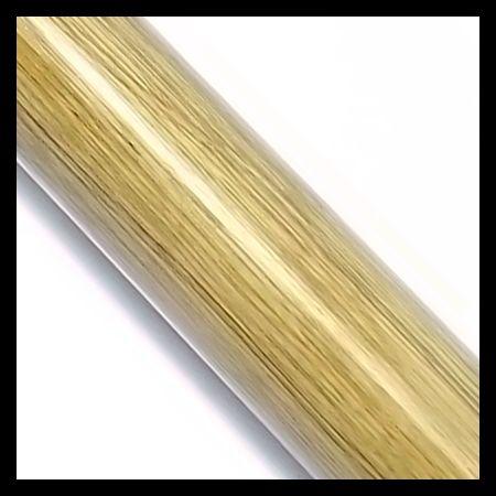 Nunchaku Liso Madeira Marfim + Lubrificante