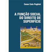 A FUNÇÃO SOCIAL DO DIREITO DE SUPERFÍCIE <br> Cesar Calo Peghini