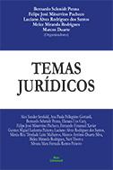 TEMAS JURÍDICOS <br> Bernardo S. Penna <br> Felipe J. M. Pacheco <br> Luciano A. R. dos Santos<br> Melce M. Rodrigues <br> Marcos Duarte<br> (Organizadores)  - LIVRARIA MAX LIMONAD