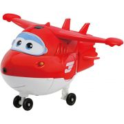 Avião Super Wings Jett Change'Em Up  Fun Brinquedos