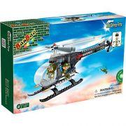 Blocos de Montar Helicóptero M2 90 Peças – Banbao