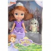 Boneca Princesa Sofia Com Clover - Sunny Brinquedos