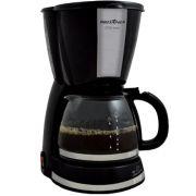 Cafeteira Elétrica Britânia CP30 Inox Preta com Jarra de Vidro - até 30 xícaras