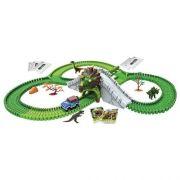 Dino Mundi Desafio Triceratopo 200 Peças - Fun Brinquedos