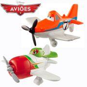 Disney Planes Aviões Básicos DUSTY E EL CHUPACABRA