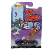 Hot Wheels Especial Colecionador Tom and Jerry – Power Pipes