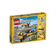 LEGO ASES DO ESPETACULO AEREO – 31060