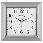 Relógio de Parede Prata Metalico  Herweg – 6269