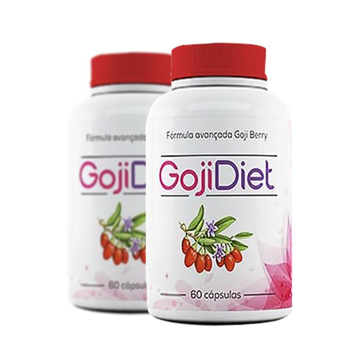 Goji Diet - Combo 2 Potes  - Composto Natural