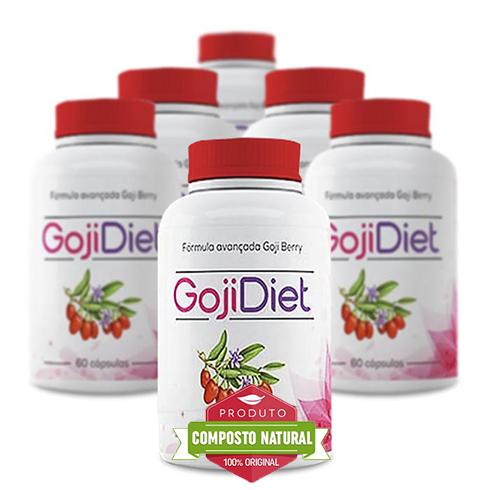 Goji Diet Original - Compre 4 Potes e leve 6