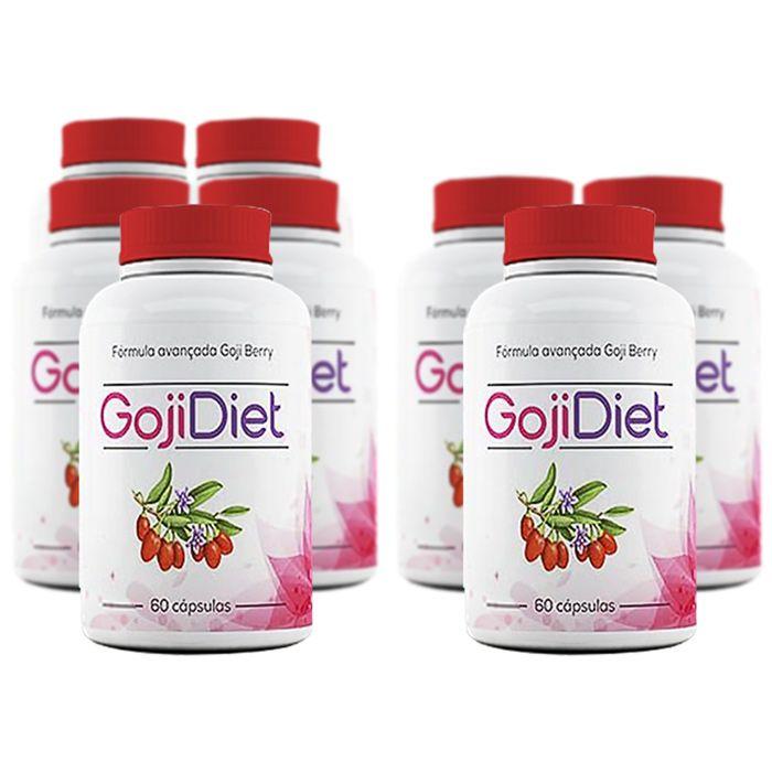 Goji Diet Original - Compre 5 Potes e leve 8