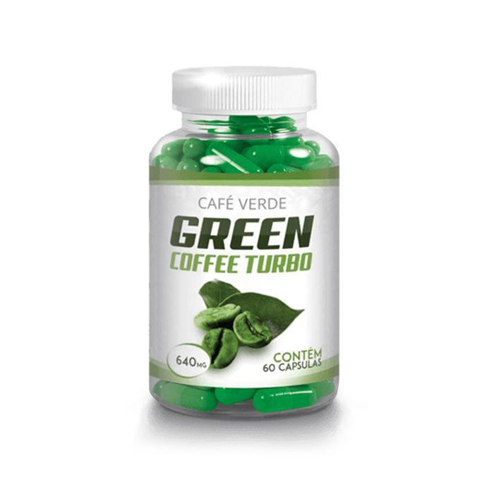 Green Coffee - Original 640mg  - 60 Cápsulas