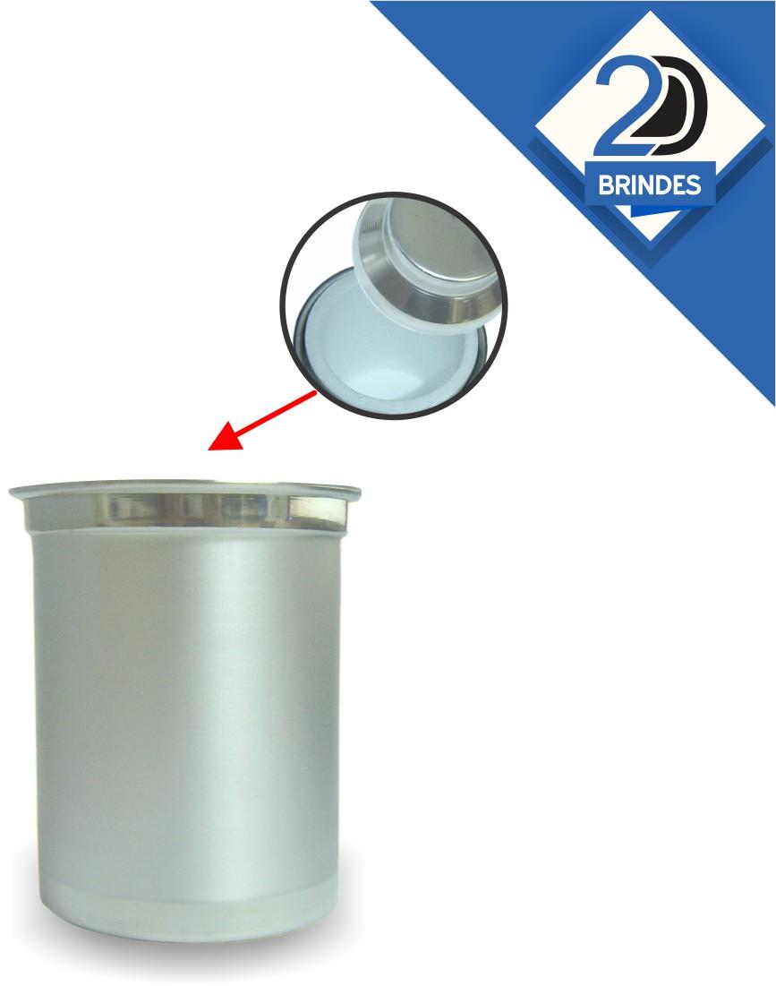 Porta Lata Alumínio  - 2D Brindes