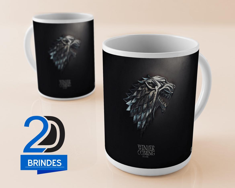 Caneca Cerâmica Mug 325ml Personalizada  - 2D Brindes
