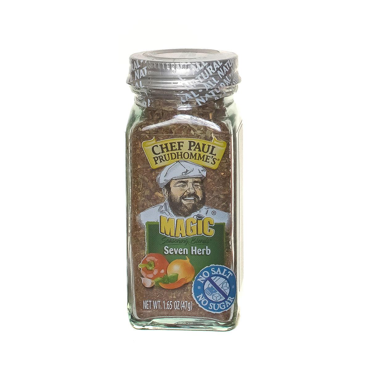 Seven Herb Magic (Sete Ervas)