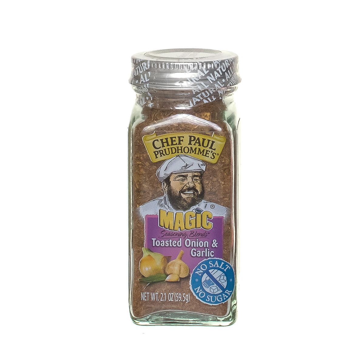 Toasted Onion & Garlic Magic (Cebola e Alho)