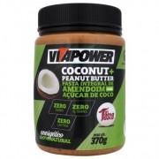 Pasta de Amendoim com Açúcar de Coco (370g) VitaPower