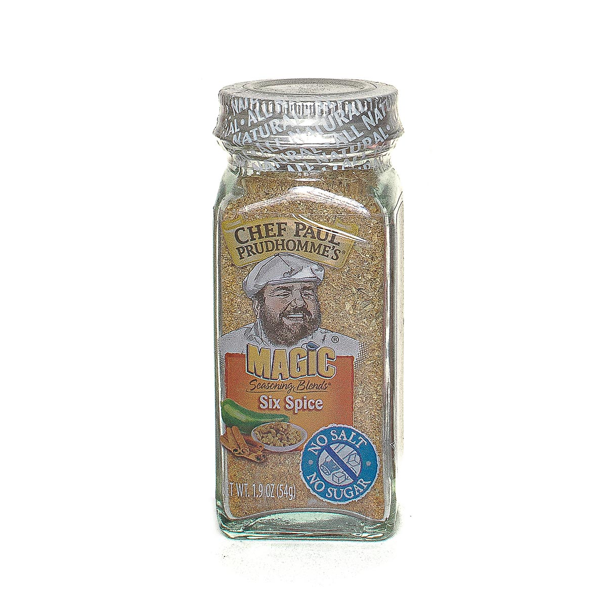 Six Spice Magic (Seis Pimentas)