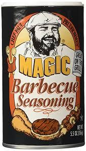 Barbecue Magic 156g - Ideal para: (Carnes vermelhas, molhos e acompanhamentos)