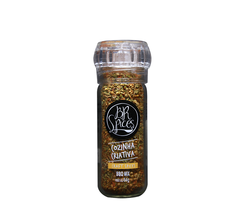 MOEDOR BR SPICES - BBQ MIX