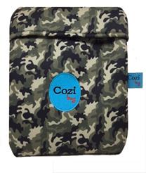 Super Kit Cozi Bag 750ml  + Refratária 750ml + 100 mts de Filme + 6 Temperos BR Spices + Molho de Pimenta Magic