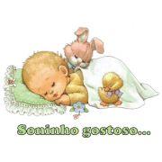 PAPEL SUBLIMAÇÃO INFANTIL - MODELO: BEBÊ 04 - A4(21X29,7)