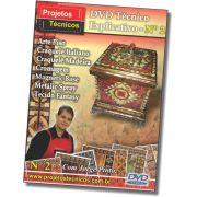 DVD PROJETOS TÉCNICOS Nº 2 - COM JORGE PINTO