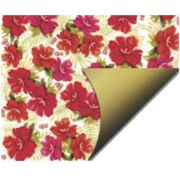 PAPEL DOUBLE FACE - LIGHT FLOWERS - A3