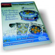 DVD PROJETOS TÉCNICOS Nº 1 - LADRILHAGEM COM JORGE PINTO