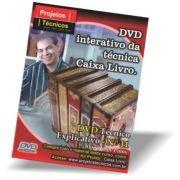 DVD - CAIXA LIVRO EM PAPEL TAPEÇARIA - Nº 11 COM JORGE PINTO