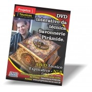 DVD - SAVONNERIE PIRÂMIDE - Nº 9 COM JORGE PINTO
