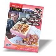 DVD - SUBLIMAÇÃO COMPLETA - Nº 10 COM JORGE PINTO