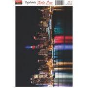 PAPEL ESPECIAL ARTE LUZ - MODELO 11 - A4