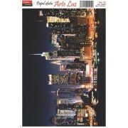 PAPEL ESPECIAL ARTE LUZ - MODELO 12 - A4