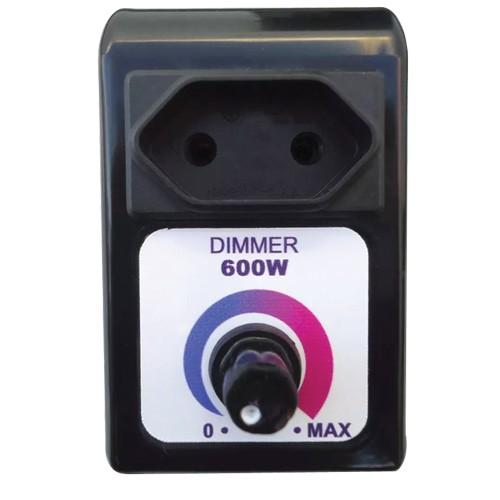 Dimmer Controlador e Regulador de Velocidade 4 un, Capte 600w