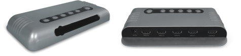 Switcher 3x1 HDMI