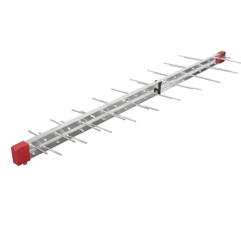 Antena Digital UHF log periódica 38 Elementos Capte Longo Alcance
