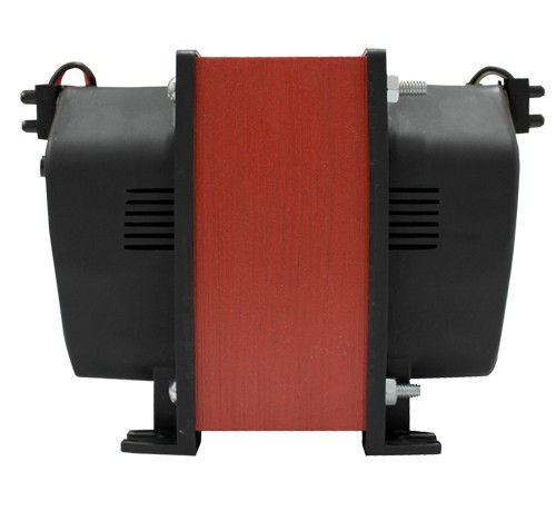 Autotransformador 5000VA Borne 110V/220V Tripolar Capte