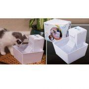 Bebedouro / Fonte Aqua Cube - Mant�m a �gua em movimento Limpa e Fresca