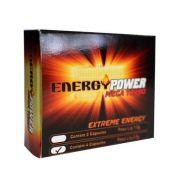 Energy Power Turbo - 1 Caixa com 4 C�psulas