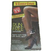 Meia Calça Vivarina na cor preta tamanho P